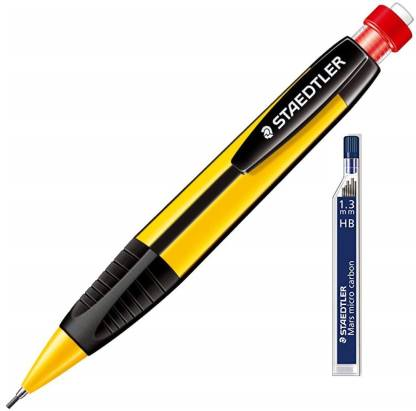 Staedtler 771 Triangular Jumbo Shaped – 1.3mm Mechanical Pencil